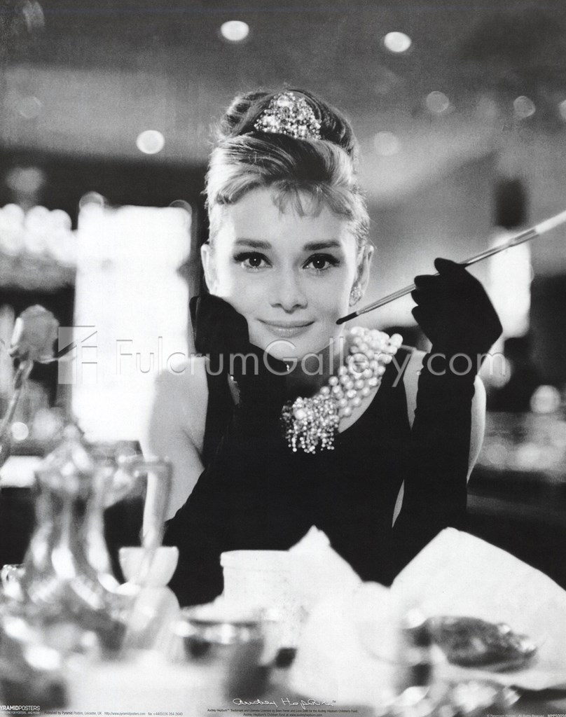 Audrey Hepburn - Breakfast at
