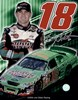2005 Bobby Labonte collage- car, number, driver and signature