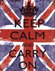 Keep Calm And Carry On 1