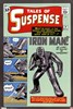 Iron Man - Tales of Suspense #