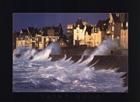 Saint Malo Fine Art Print