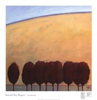 Ten Red Pear Fine Art Print