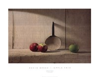 Apple Trio Fine Art Print