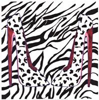 Spots  Stripes Fine Art Print