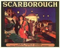 Scarborough Fine Art Print