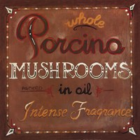 Mushrooms Fine Art Print