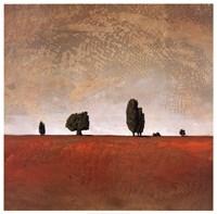 Sienna Plains Fine Art Print