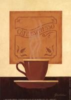 Cafe Espresso Fine Art Print
