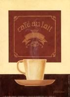 Cafe Au Lait Fine Art Print