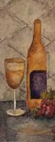 Wine Tasting Tuscanny I Fine Art Print