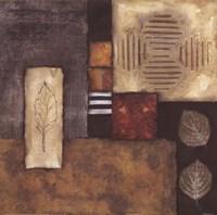 Autumn Abstract II Fine Art Print