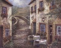 Hamlet Square Fine Art Print