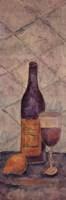 Wine Tasting Tuscanny II Fine Art Print