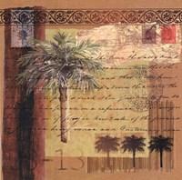 Circa Palm I Fine Art Print