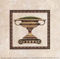 Planter Urn I Fine Art Print