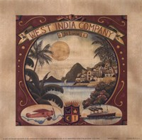 West India Fine Art Print