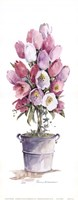 Tulip Topiary Fine Art Print