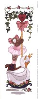 Carousel Swan Fine Art Print