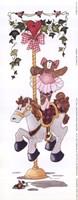 Carousel Horse Fine Art Print