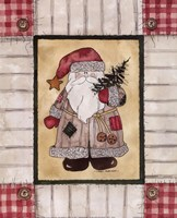 Santa II Fine Art Print