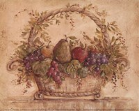 Harvest Fruit I Fine Art Print