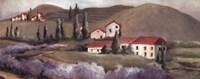 Lavender Fields II Fine Art Print