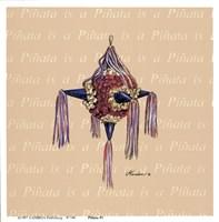 Pinata #1 Fine Art Print