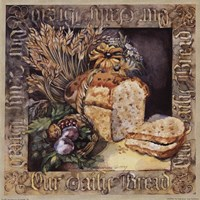 Our Daily Bread Fine Art Print