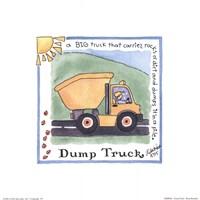Dump Truck Fine Art Print