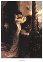 Romeo and Juliet Framed Print