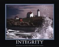 Motivational - Integrity Fine Art Print