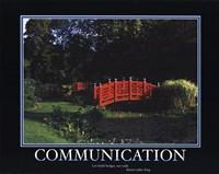 Motivational - Communication Fine Art Print