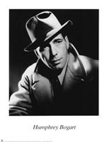 Humphrey Bogart Fine Art Print
