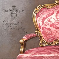 Chippendale XVII Fine Art Print