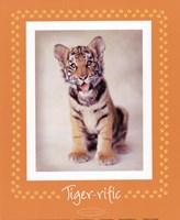 Tiger-Ific Fine Art Print
