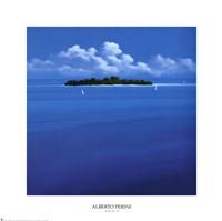 Atollo 3 Fine Art Print