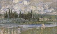 Vertheuil Sur Seine Framed Print