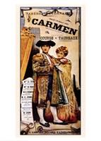 Berlioz-Carmen Framed Print