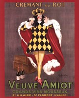 Veuve Amiot Framed Print