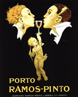 Porto Ramos Fine Art Print