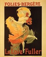 Folies Bergere Fine Art Print