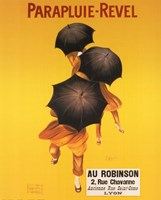 Parapluie Revel Fine Art Print