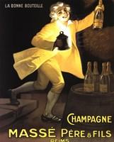 Champagne Masse Fine Art Print