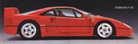 Ferrari F-40 Framed Print