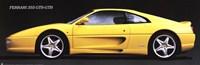 Ferrari 355 Gts-Gtb Framed Print