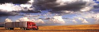 Truck in the Field Fine Art Print