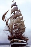 Sailboat Wall Poster