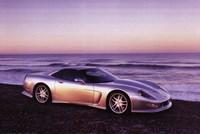 Corvette Callaway C12, 1998 Wall Poster