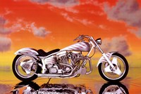 Motorcycle - Custom Fine Art Print