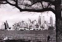 New York - Skyline Wall Poster